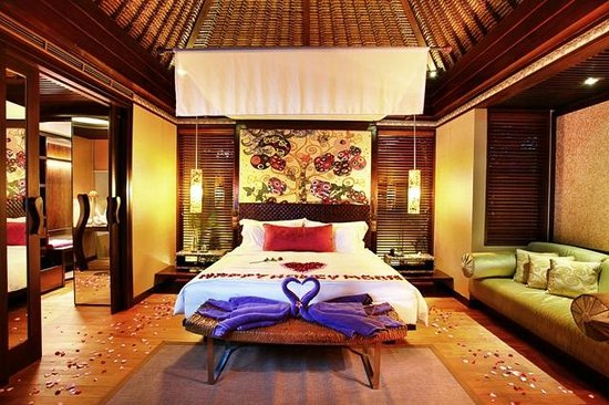 Amarterra Villas Bali Nusa Dua - MGallery Collection: One Bedroom Villa Honeymoon set up