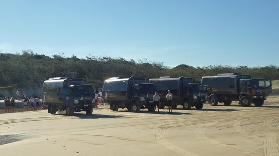 Discovery Group Fraser Island