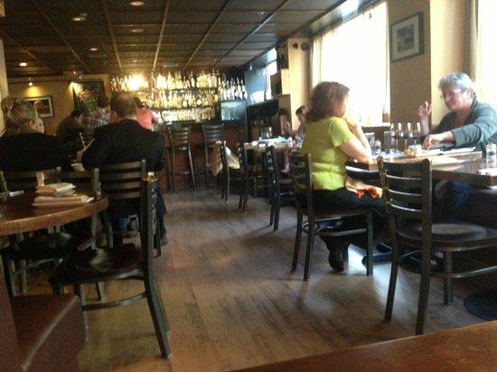 First Crush Restaurant Wine Bar & Lounge :                   First Crush Bar & Lounge