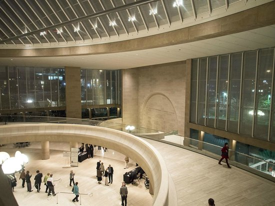 Sheraton Dallas Hotel: Meyerson Symphony Center - easy walk from the Sheraton
