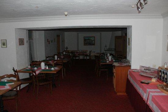 Sporthotel Scaletta: Столовая