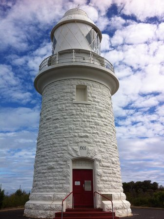 Cape Naturaliste Lighthouse: Lighthouse