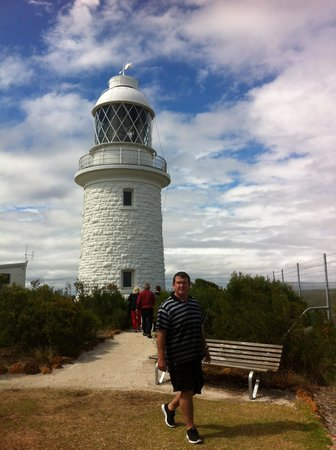 Cape Naturaliste Lighthouse: Great Historical place of Interest and awesome sea views