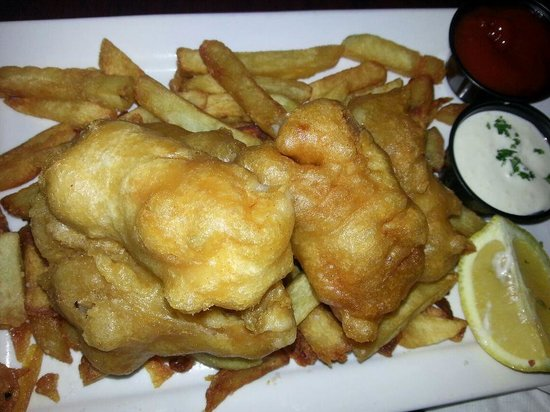 Limerick 39 s tavern upland restaurant reviews phone for Best place for fish and chips near me