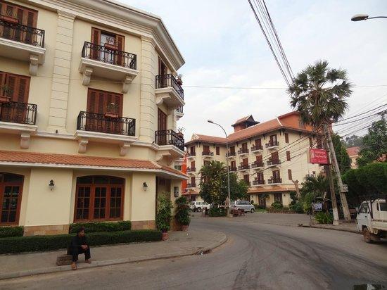 Steung Siemreap Hotel: hotel 2