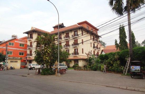 Steung Siemreap Hotel: hotel 1