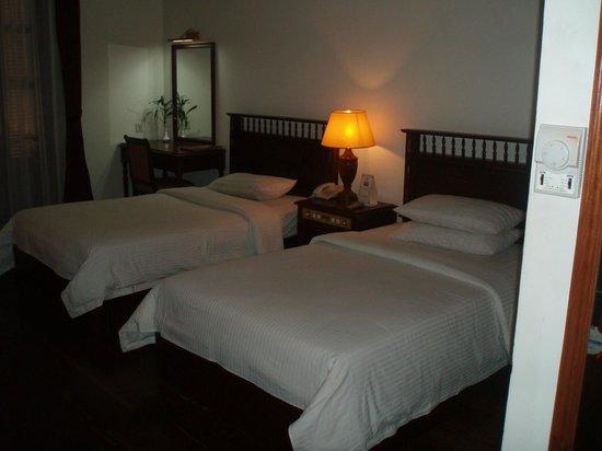 Steung Siemreap Thmey Hotel : chambre 1