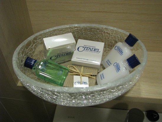 BEST WESTERN Citadel Hotel: Приятные запахи - ощущение свежести целый день