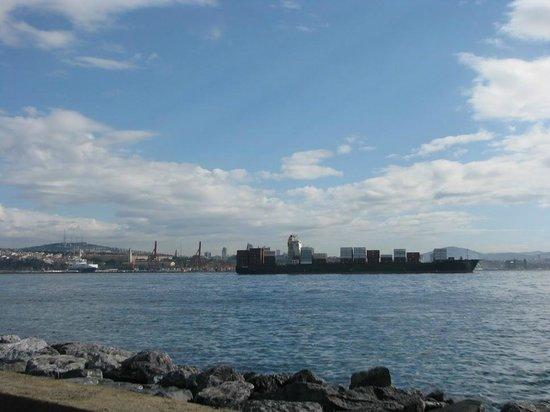 Best Western Citadel Hotel: Вид на Мраморное море