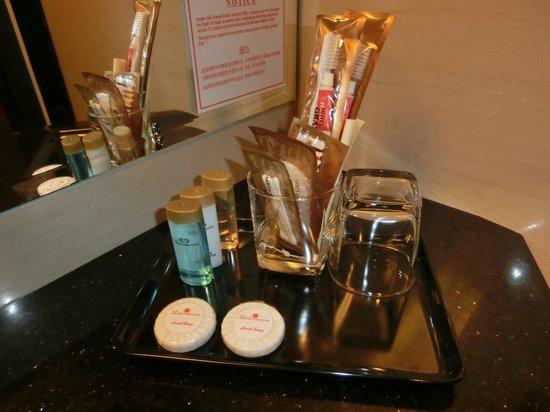 Hotel Grand Paragon: Bathroom