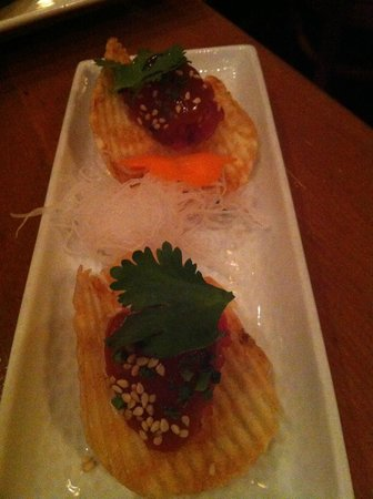 Matsuhisa-Aspen:                                     Toro on chips