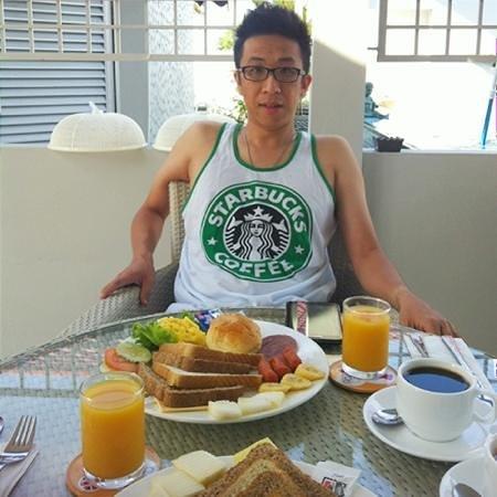 Langkawi Chantique Resort:                   Nice breakfast