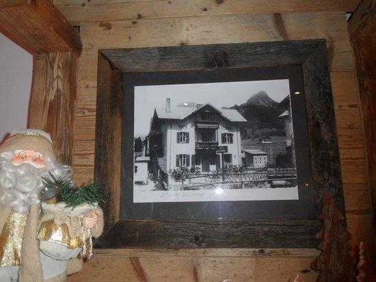 Hotel Flora : riproduzione dell'antico hotel