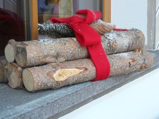 Hotel Flora : ornamento natalizio