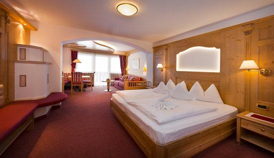 Hotel Freina: Superiorzimmer - camera superior