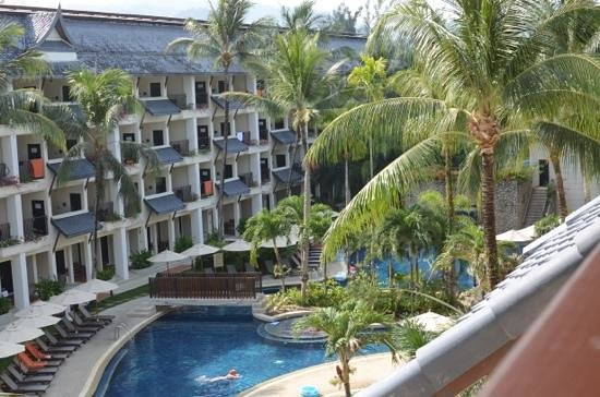 Swissotel Resort Phuket Kamala Beach: good morning :)
