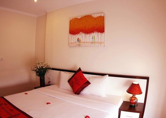 Rising Dragon Estate Hotel: superior