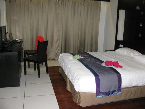 Hotel Tahiti Nui : suite junior