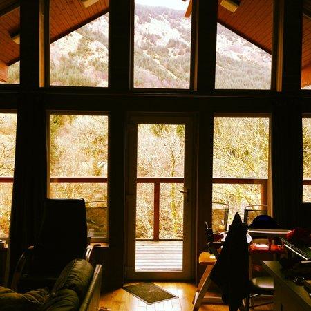 Tigh an Daraich Luxury Lodges : Laurel tree lodge