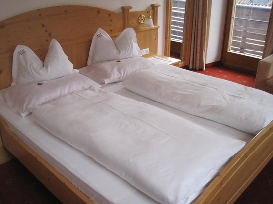 Natur - Aktiv Hotel Lamm: La nostra stanza