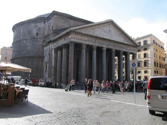 Hotel Pantheon: Pantheon