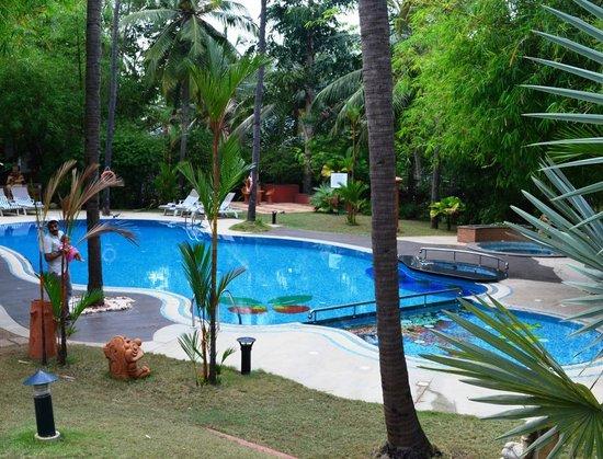 Fragrant Nature Backwater Resort & Ayurveda Spa: Pool