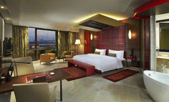 Jumeirah Creekside Hotel - Deluxe XL Room