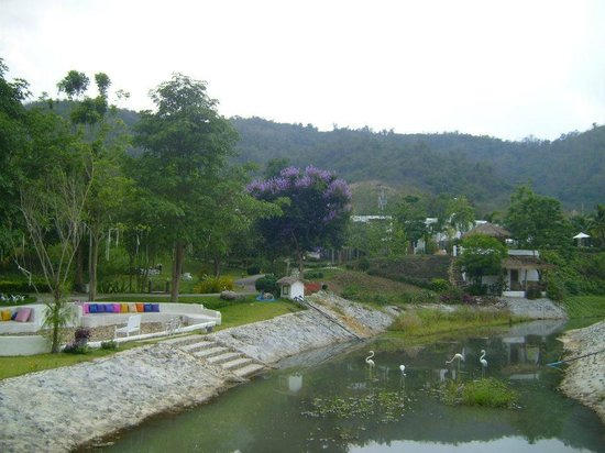 Baan Aom Kod Kun Kao Resort : area around