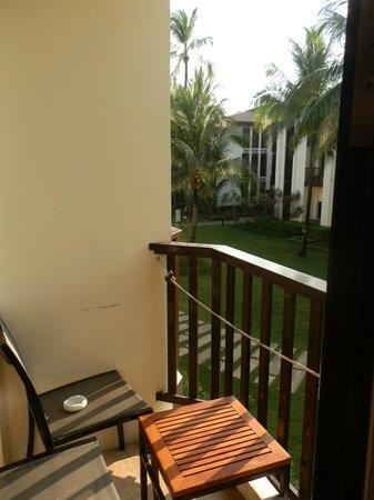 ibis Samui Bophut: Balcony