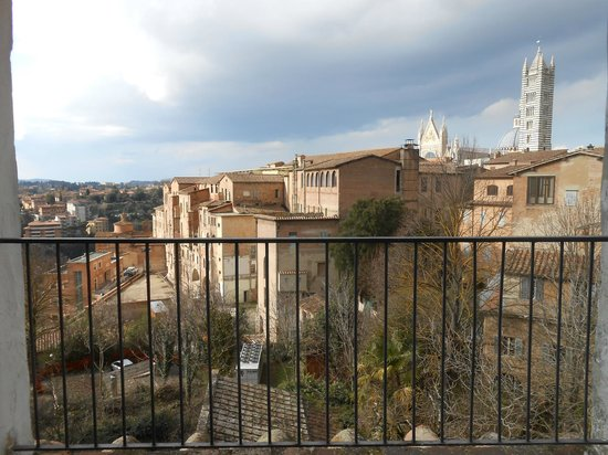 هوتل دومو: Panorama dalla camera