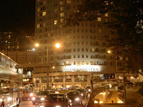 Cosmopolitan Hotel Hong Kong (to be renamed Dorsett Wanchai, Hong Kong in Oct 2016): Hotel