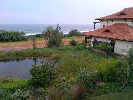 Fairmont Zimbali Resort: View from balcony
