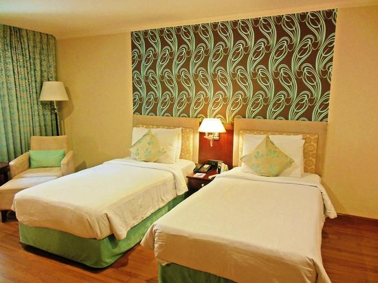 Royalton Hotel: Twin Size Beds