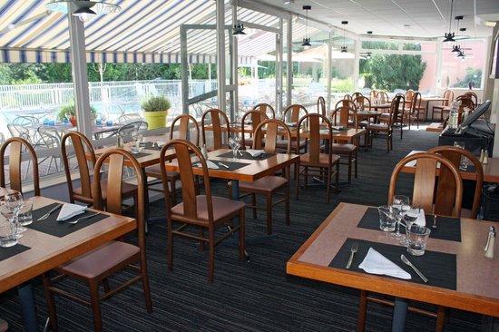 Novotel Metz Hauconcourt : restaurant