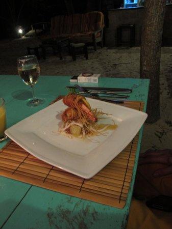 Freedomland Phu Quoc Resort: Peter's food art
