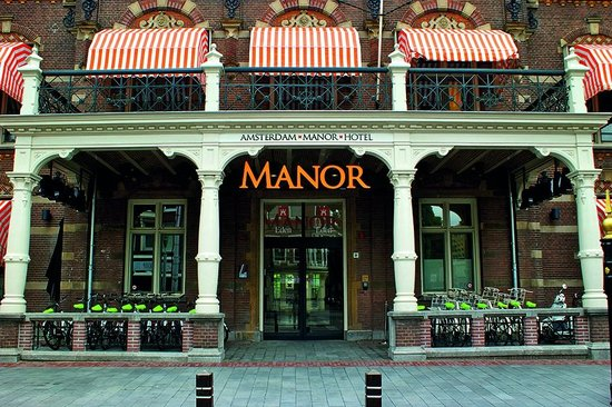 写真Hampshire Hotel - The Manor Amsterdam枚