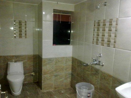 Hotel Arch Manor Deluxe : Bathroom
