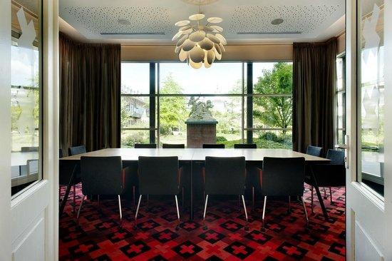 Hampshire Hotel - The Manor Amsterdam: Meeting - The Manor Hotel Amsterdam - Hampshire Eden
