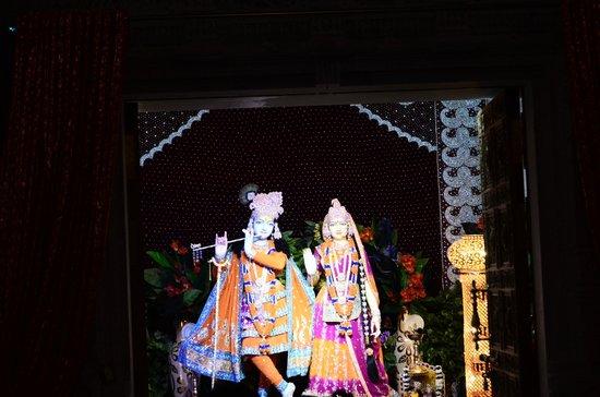 Mathura, India: Lord's Idol at Radha Prem Mandir - Vrindavan