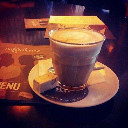 Coffeelovers Dominicanen: Caf? vanille. The best.