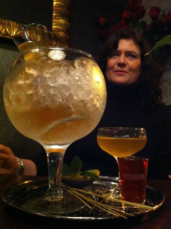 """Scandale Royal: my friend asked for a """"large one"""""""