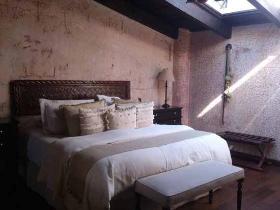 El Convento Boutique Hotel: habitacion
