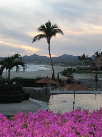 Casa del Mar Golf Resort & Spa: View from adult pool area