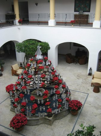 Casa del Mar Golf Resort & Spa: Lobby Holiday Celebration