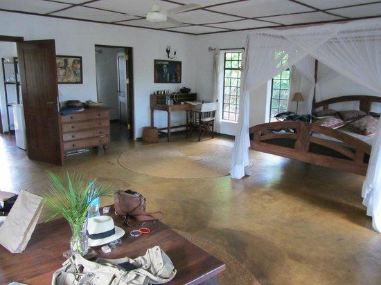 Mbuyuni Farm Retreat: Room