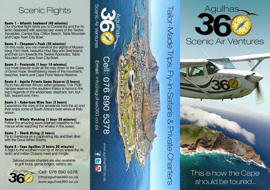 Agulhas 360 Scenic Air Ventures: Agulhas 360