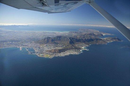 Agulhas 360 Scenic Air Ventures: Robben Island