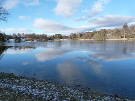 Loch Monzievaird Self Catering Lodges 사진