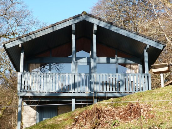 Loch Monzievaird Self Catering Lodges: Cedar No 11