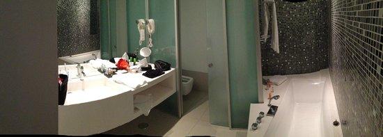 Hotel da Estrela: Badezimmer